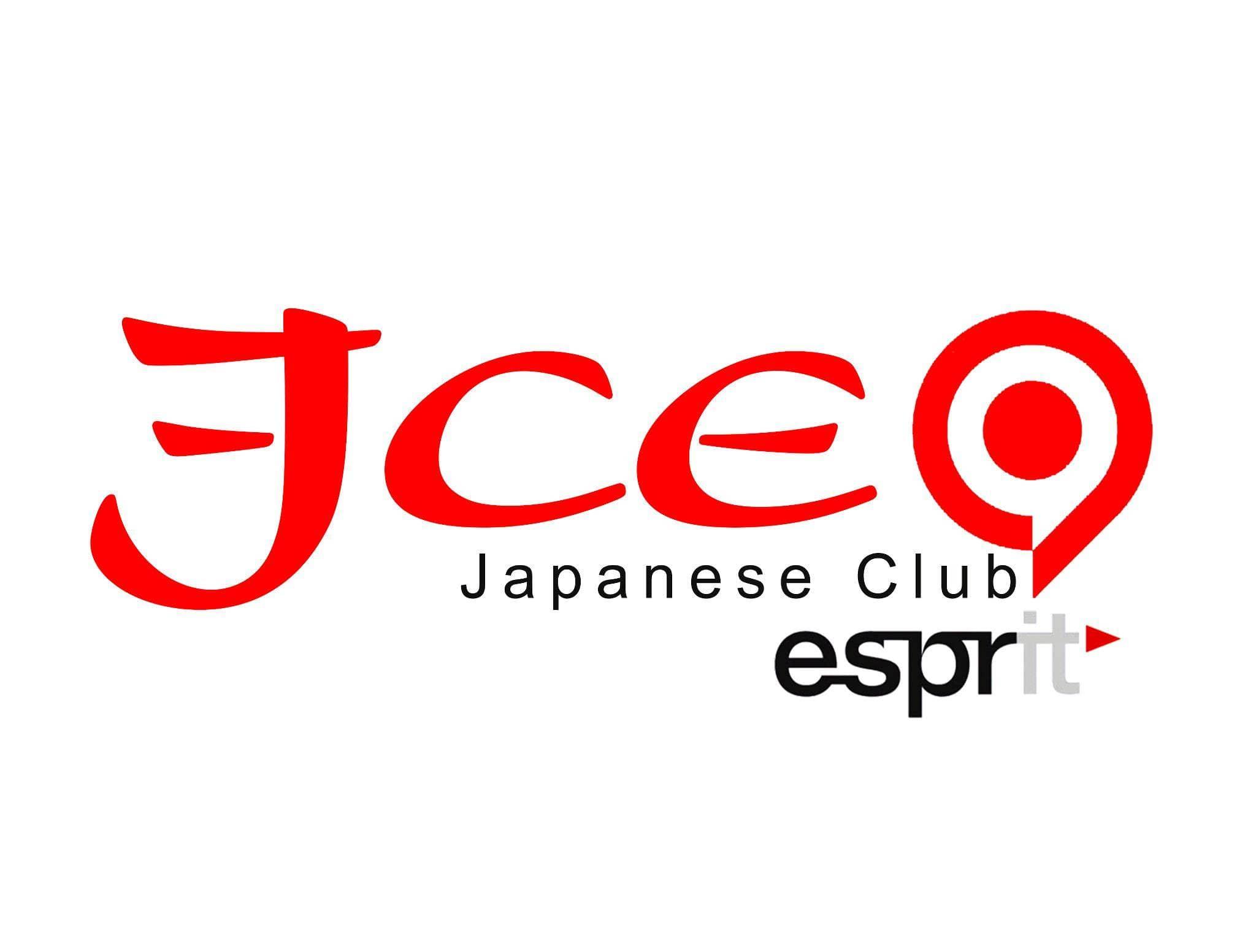 Japanese Club of Esprit (JCE)