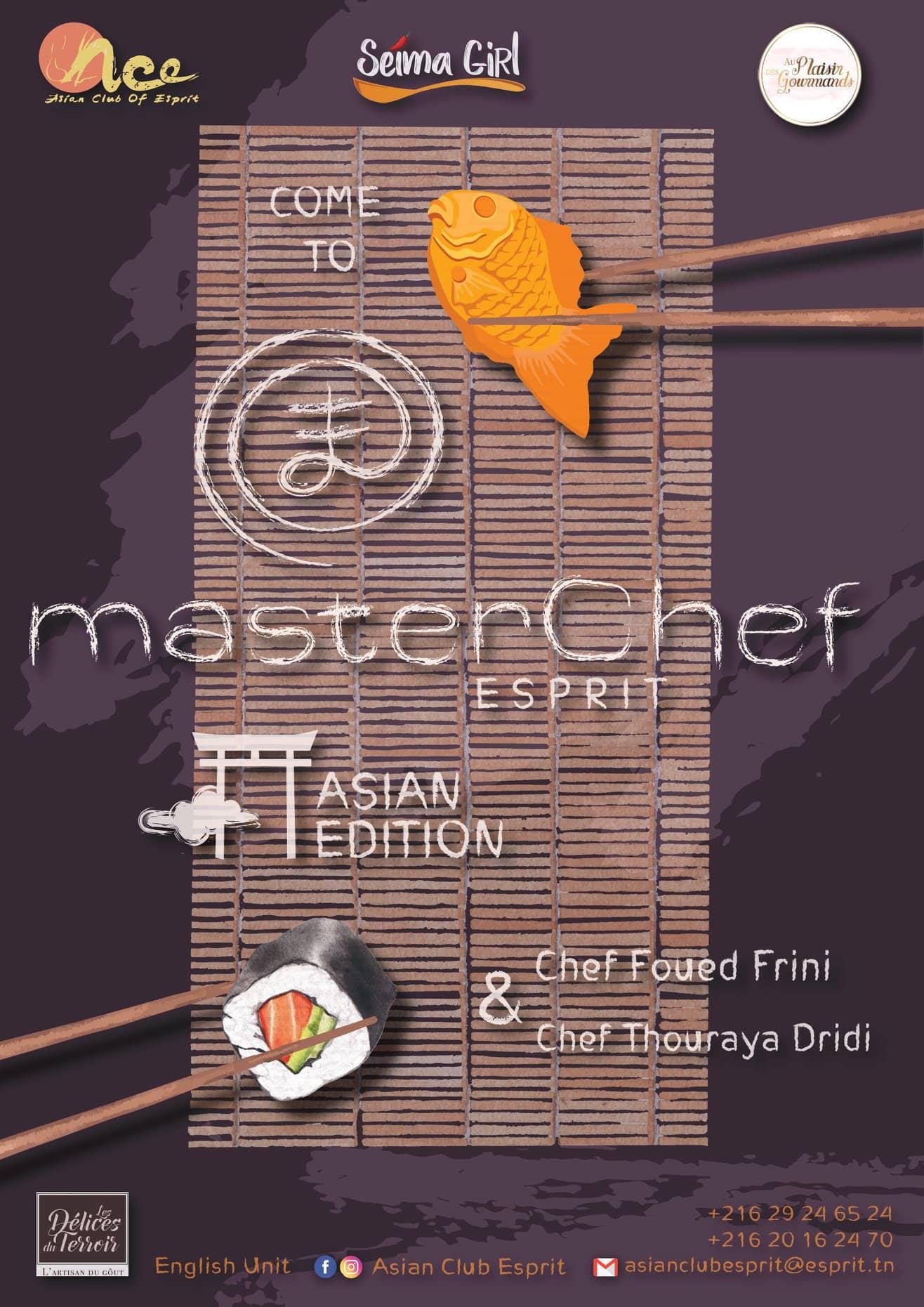 Master Chef Esprit