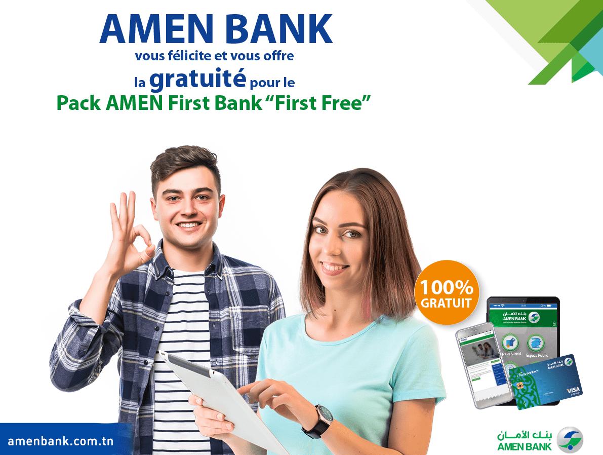 Partenariat ESPRIT & Amen bank