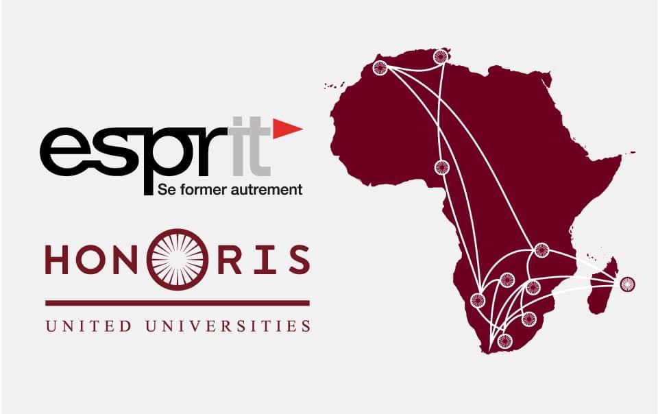 Le groupe ESPRIT et Honoris United Universities